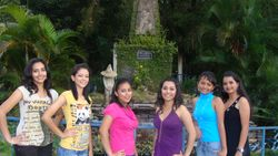 Candidatas a Reina de las Fiestas Patronales 2009