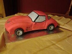 Corvette Cake
