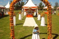 Private wedding grounds in Nakuru