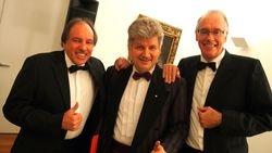 Woho & Kalendar Band at he German Embassy