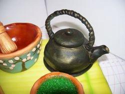 Japanese Tea Master Cake