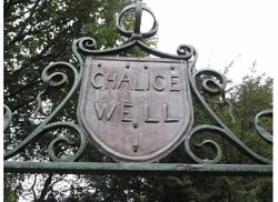 Entrance to the Chalice Well