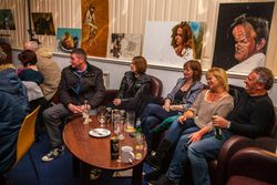 Miners Arts Moston Audience