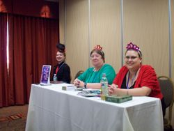 Historical Authors Panels