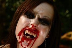 DDFX Vampire Photoshoot