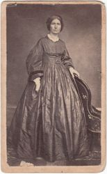 Mrs. M. N. Britton of Watertown, New York