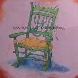Grandma's Chair I