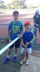 WILL AND MATT DOUBLES PARTNERS KTC TOURNAMENT 2015