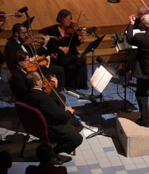 As Concertmaster