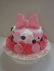 Sweet 16 birthday Cake(SP034)