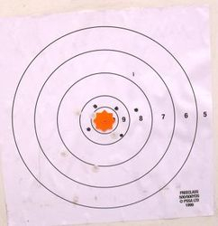 408 Hunter  1500 yd test