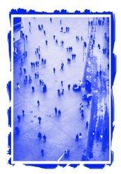 Ulica fotografija umjetnickog fotografa Drage Vejinovica