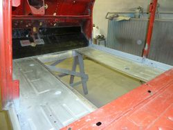 2cv Dolly restauratie