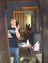 Mike Selfie at SK Pierce Mansion