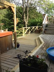 "Deck Extension / ""Face Lift"""