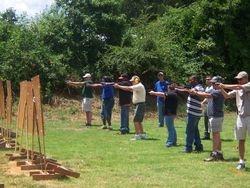 7-16 Shooting at the range