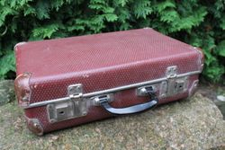 Tarybinis lagaminas. Kaina 21