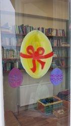 Pretty Easter Egg