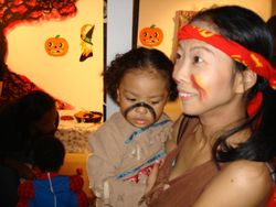 Halloween Family Disco - 2006