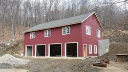Shekomeko Valley Bank Barn, N.Y.