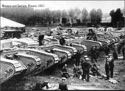 France. 1917.