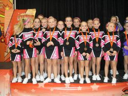 Youth Silver Cheer Champions