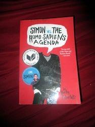 My Copy of Simon vs. The Homo Sapiens Agenda at The Wombatorium 2.0: A Capital Idea