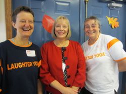Laughter Yoga with Marcia Wyman