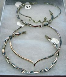 Forged Silver Bracelet Class