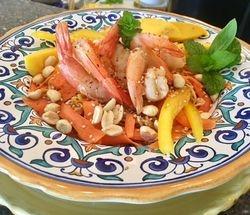 Asian Shrimp Salad