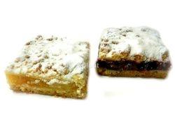 Linzen stukjes abrikozen of kersen