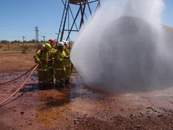 Structural Fire Fighting Training
