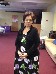 First Lady Annies Moore of the Anointed District