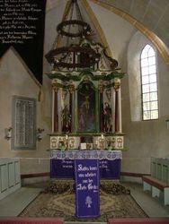 The Altar Het altaar