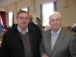Derek Collins, Bob Sweeney