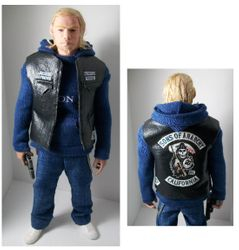 Custom Sons of Anarchy JAX