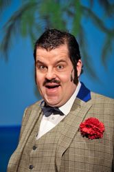 Damian Williams as Ted Bovis