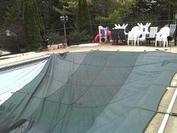 New Berlin Inground Pool Liner Before