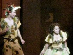 Papagena from Mozart's The Magic Flute