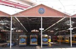 Siemens on Shed