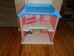 Little Tikes Barbie Dollhouse- My Size Dollhouse with Furniture - $85