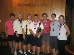 Winners- Club Championship 2010