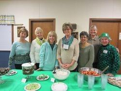 March 2016 Dessert Committee