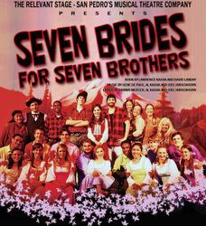 Cast of Seven Brides for Seven Brothers