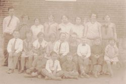 Bowers School 1929-1930