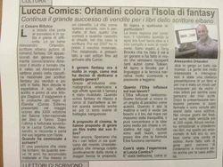 Corriere Elbano numero 22 martedi' 15 novembre 2016