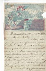 November 25, 1862 - Page 1