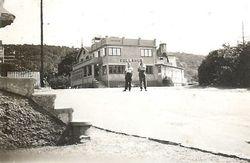 Hotell Lindstrom (Kullahus) 1941
