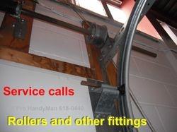 Door service repairs
