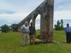 Historical site of first mosque in Malawi